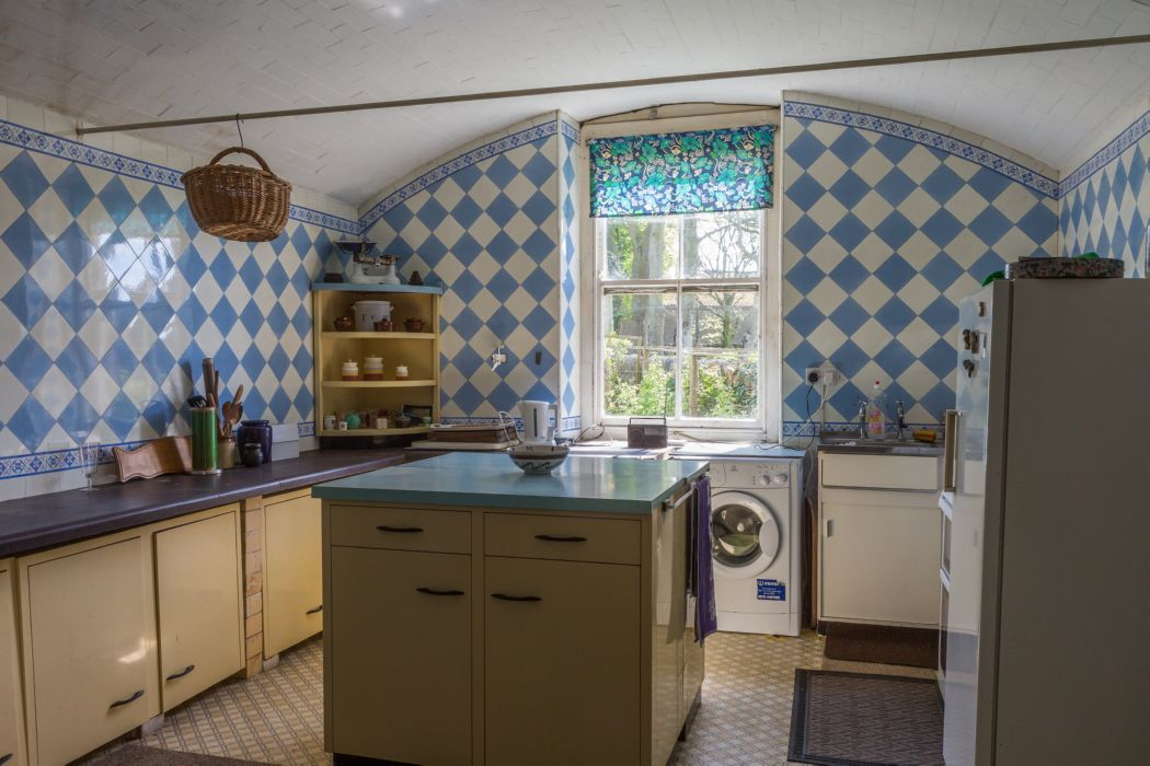 Rhosbeirio Farm House Kitchen