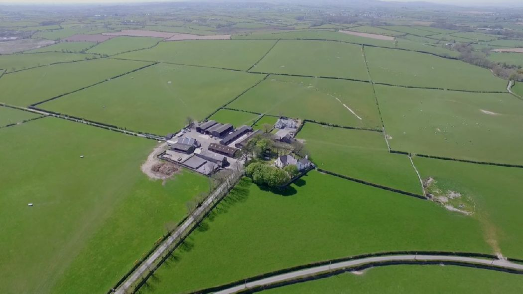 Substantial Livestock Farm in Approximately 300 Acres | Rhosbeirio