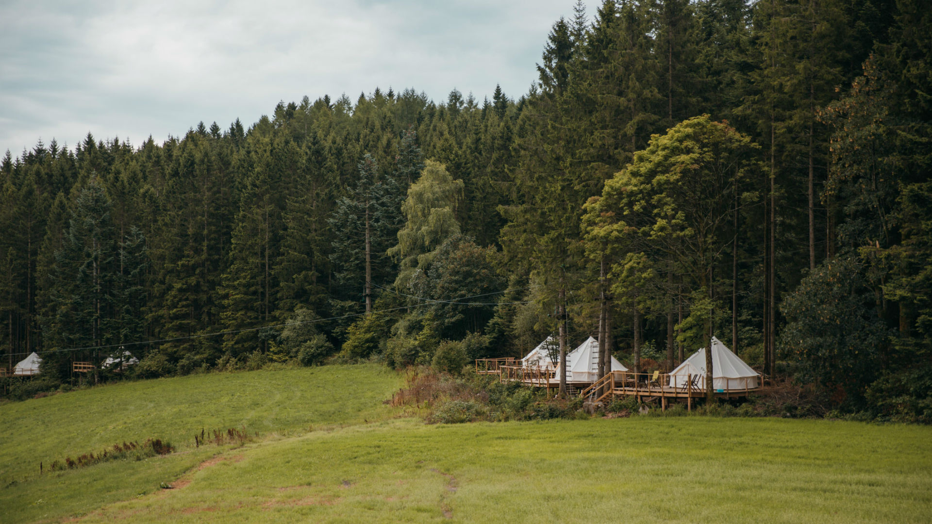 Are you considering development of holiday accommodation/ glamping in Snowdonia?